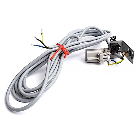 Cable d'alimentation pour Machine à laver Whirlpool - 481231018404