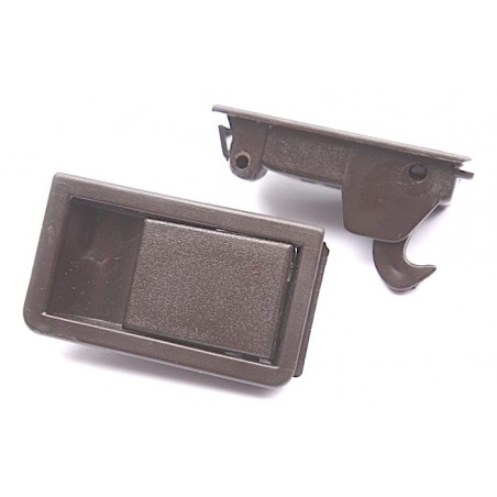 Fixations grille pour hotte Whirlpool (2 pièces) - 481941129572