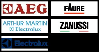 Electrolux Zanussi Arthur Martin Faure AEG